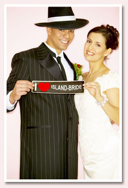 I love Islland-Bride